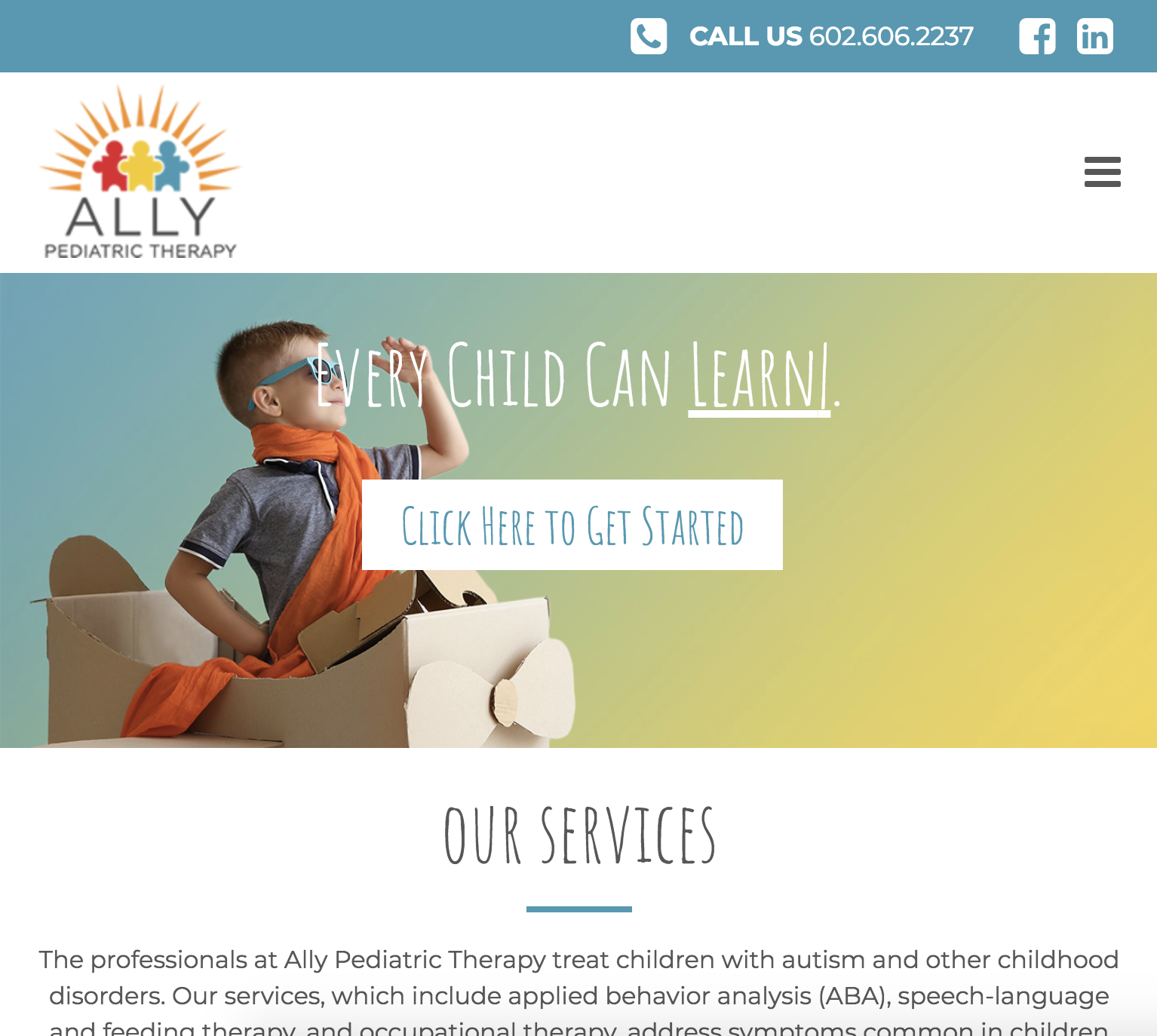 Ally Pediatric Therapy